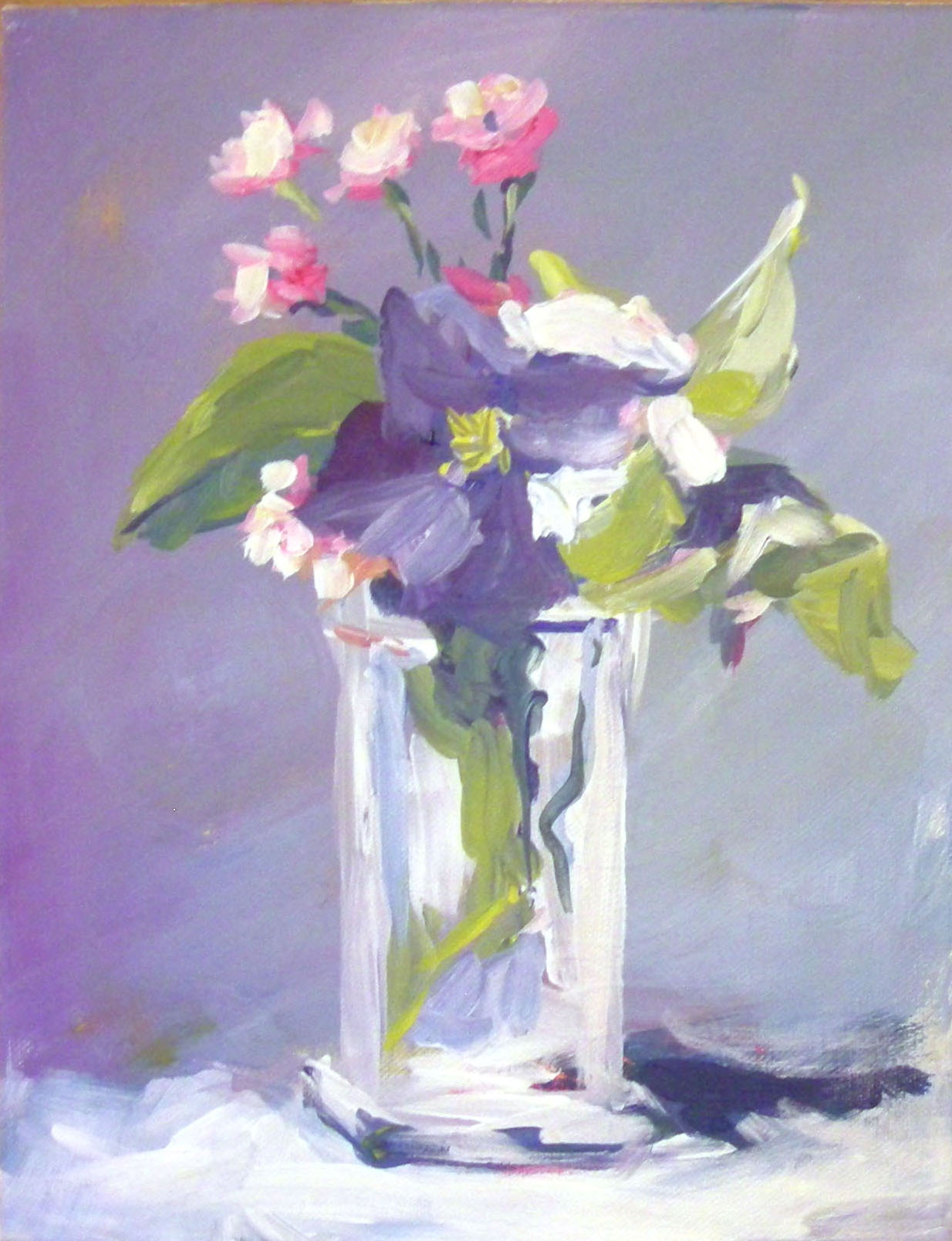Manet's Flowers | Illustrations and Paintings | Pinterest ... |Manet Flowers