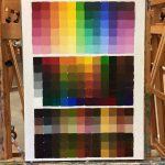 Art School Shortcut – Color Theory – Squares
